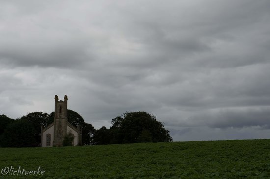 The Old Church of Urquhart: Old Church
