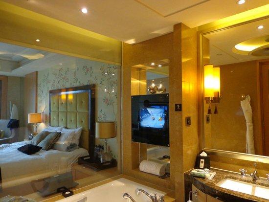 Wanda Vista Beijing : Moderno e sofisticado