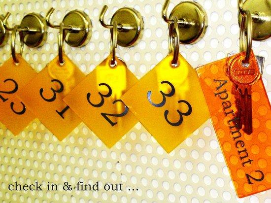 Ventura's Hotel und Gastehaus: check in and find out...