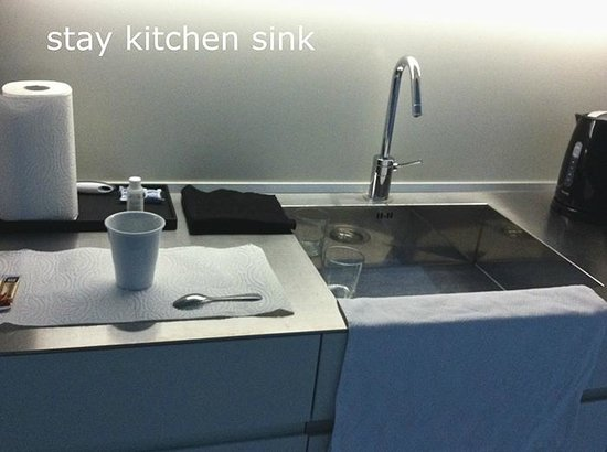 STAY Copenhagen: STAY kitchen sink