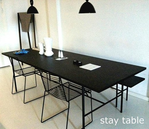 STAY Copenhagen: STAY table