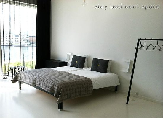 STAY Copenhagen: STAY bedroom area