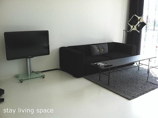 STAY Copenhagen: STAY living room space