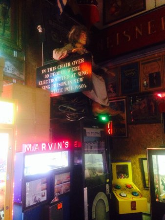 Marvin's Marvelous Mechanical Museum : More oddities