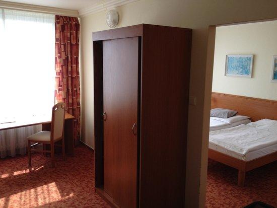 TOP HOTEL Praha: Hotel room no. A800