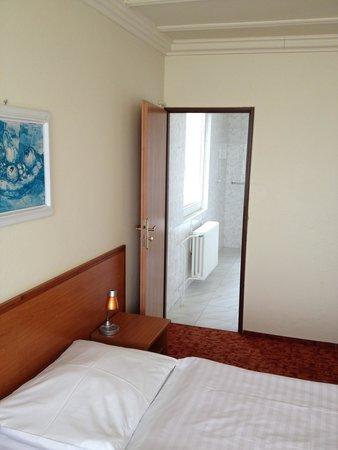 TOP HOTEL Praha: Bedroom