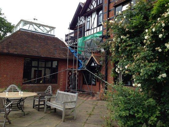 Hambledon House: Back