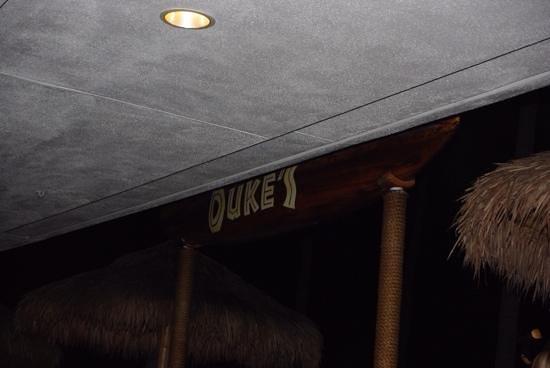 Duke's Waikiki : Iconic Dukes.