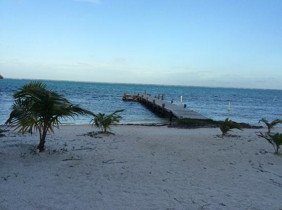 La Beliza Resort : view from balcony