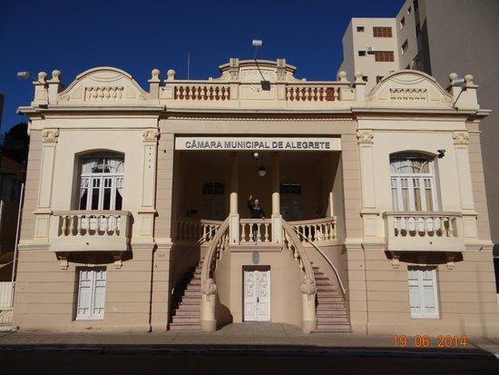Câmara municipal de vereadores de Alegrete RS - Foto de Alegrete, Rio Grande do Sul - Tripadvisor