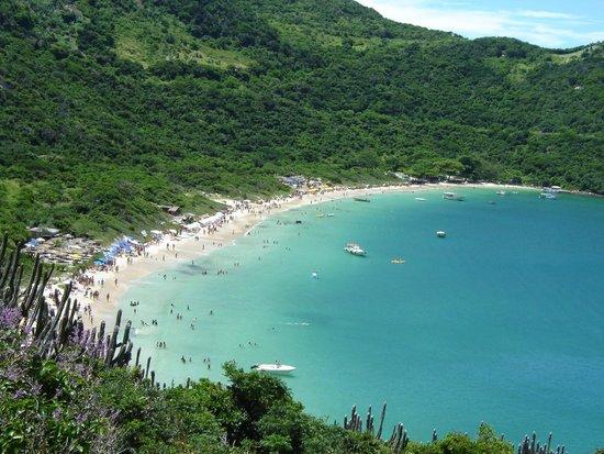 Forno Beach: Praia do Forno - Arraial do Cabo
