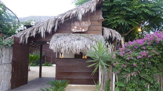 La Villa Jericoacoara: entrée
