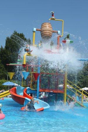 Camping Bella Italia: Kids pool