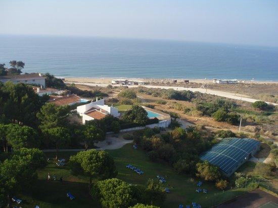 Pestana Delfim All Inclusive: Acesso a Praia
