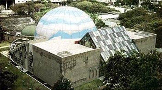 Fundação Planetário da Cidade do Rio de Janeiro & Museu do Universo: Vista do local