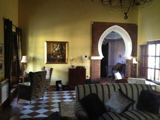 Cortijo Sabila: Stunning interior
