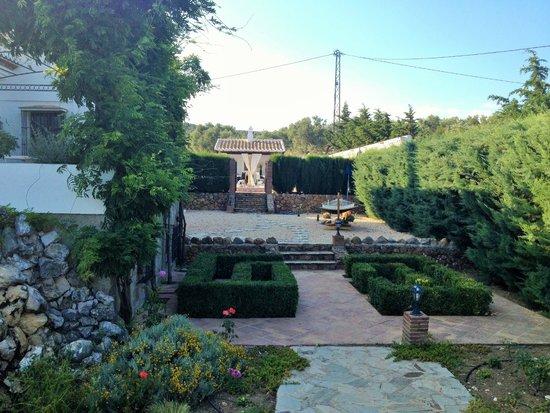 Cortijo Sabila: Gardens