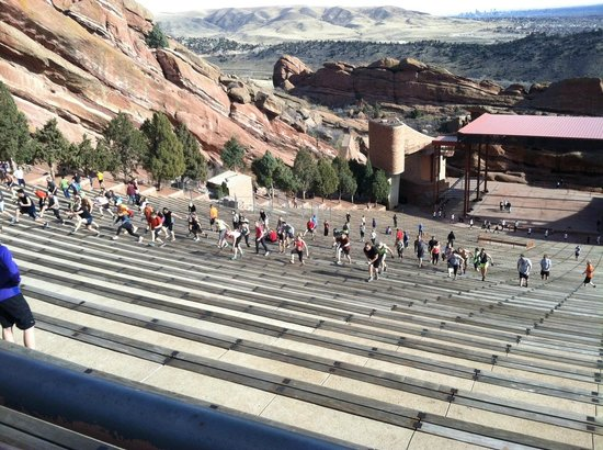 Red Rocks Park and Amphitheatre: Amphitheater