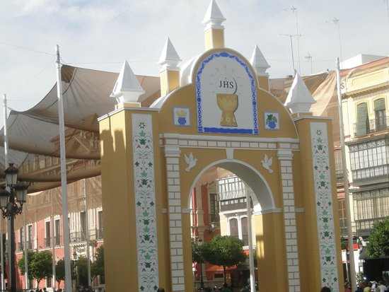 Monte Triana Hotel: Seville,Spain