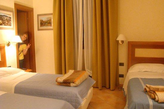 Hostel Archi Rossi: Quarto