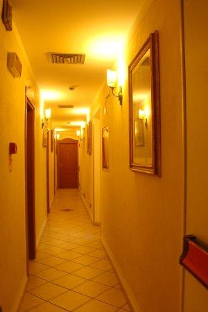 Hostel Archi Rossi: Corredor