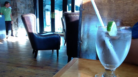 The Village Blacksmith Steakhouse: Water& Lime in the Blacksmith