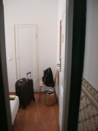 Residencia Mar dos Acores : Entrada do quarto