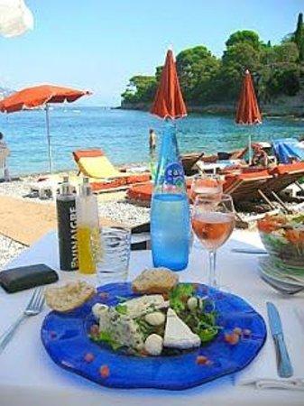 Paloma Beach : Riviera lunch