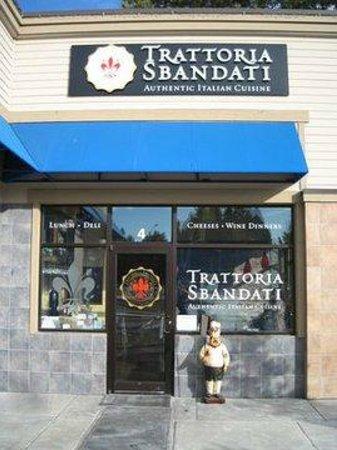 Trattoria Sbandati Bend Restaurant Reviews Phone