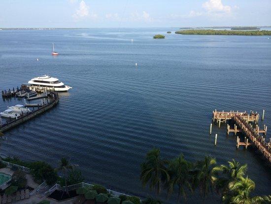 Sanibel Harbour Marriott Resort & Spa : The Gulf