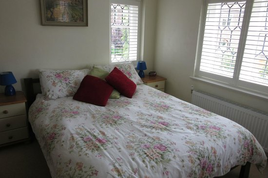 Forest Lodge Bed and Breakfast: Double room