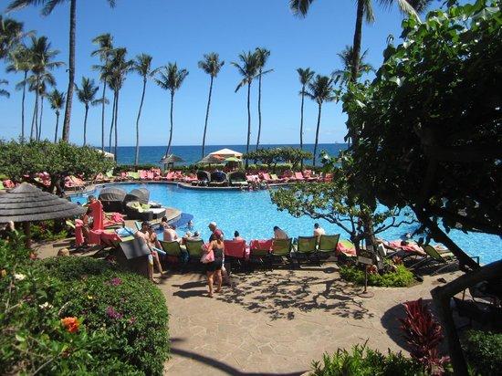 Hyatt Regency Maui Resort and Spa: pool
