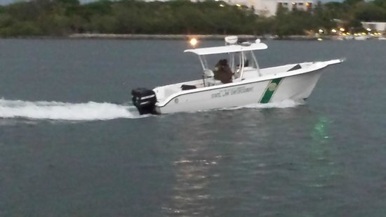 Island Time Cruises: After saving the boat, Florida Patrol back at it, most others wont get this