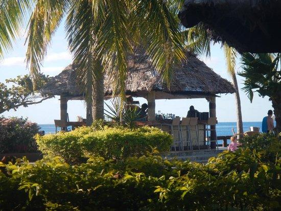 Mana Island Resort: Pool bar