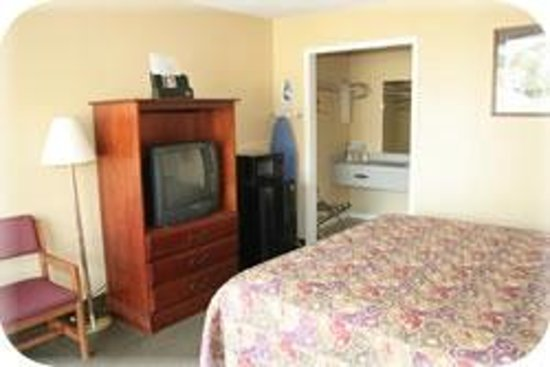 Sunbelt Lodge : King Room