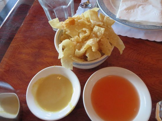 Tang's Chinese Restaurant : Fried Chips