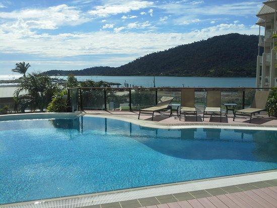Blue Horizon Resort Apartments : Main pool.