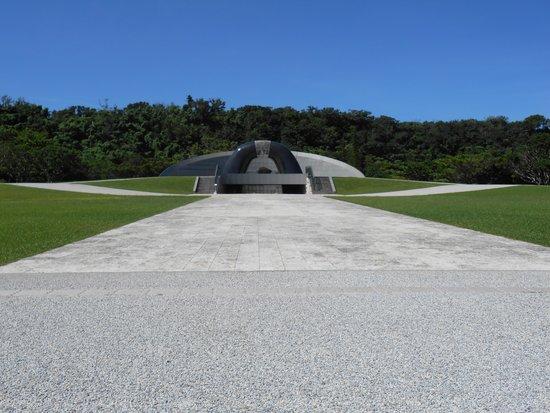 Okinawa Peace Memorial Park: 慰霊碑
