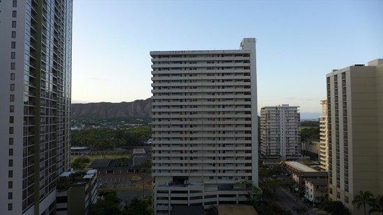 Waikiki Banyan: ラナイからの眺め