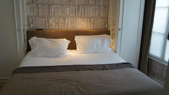 Hotel Le Pradey: suite-bedroom