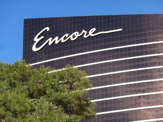 Encore At Wynn  Las Vegas: Outside View of Encore