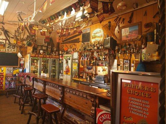 Rudds Pub: A step back in time