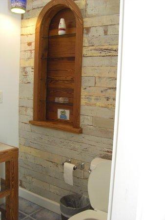 Key West Bed and Breakfast: Bathroom detail