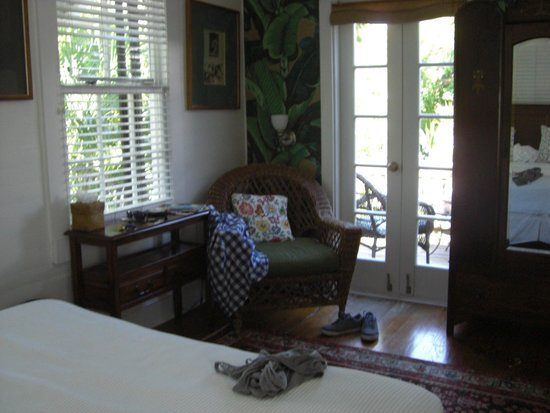 Key West Bed and Breakfast : Room detail