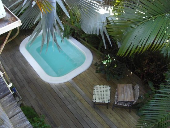 Key West Bed and Breakfast: Pool