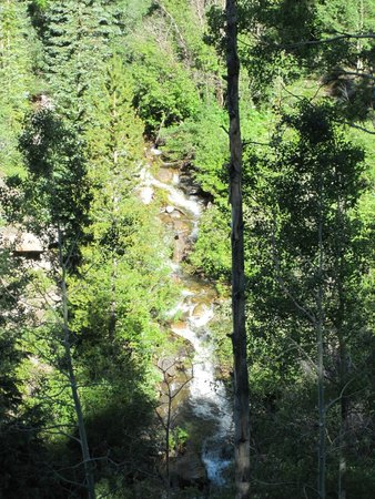 Booth Falls Vail Colorado
