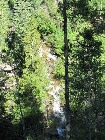 Booth Falls Vail Colorado