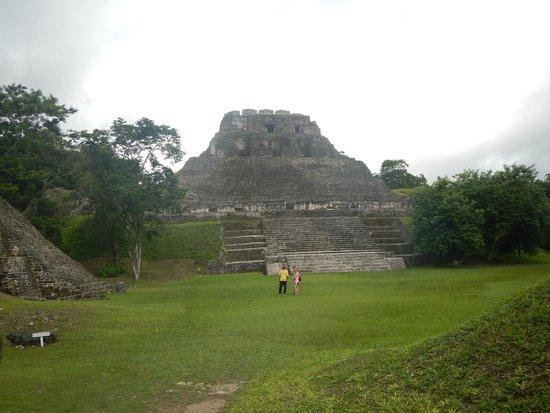Ka'ana Resort: Mayan ruins