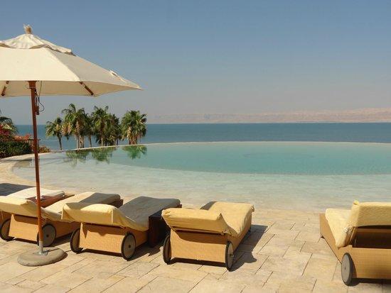 Kempinski Hotel Ishtar Dead Sea: Paz y relax absoluto