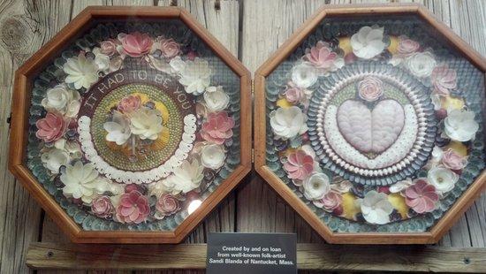 The Bailey-Matthews National Shell Museum: Sandi Blanda